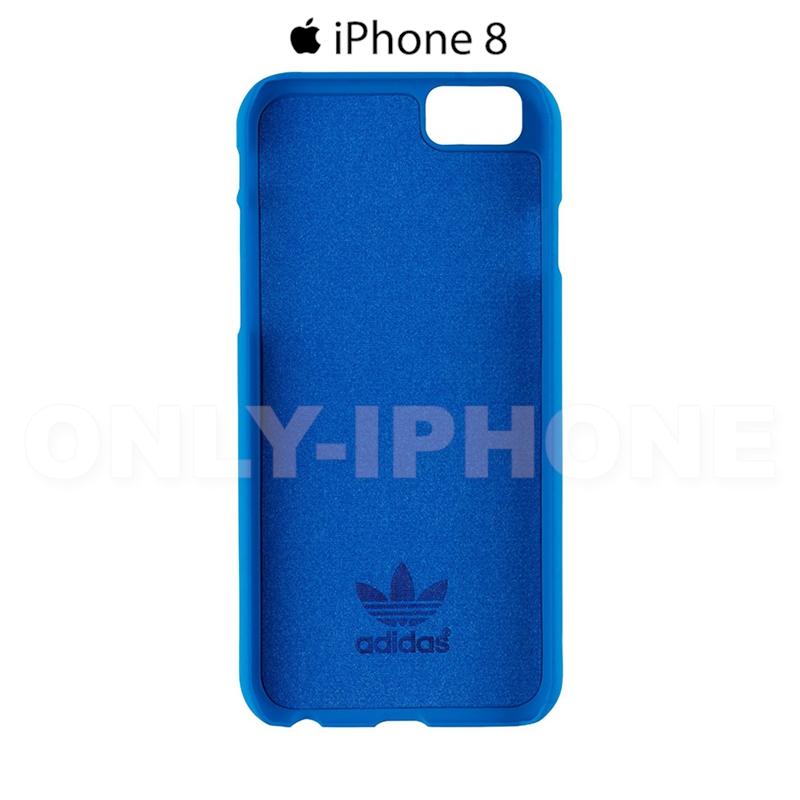 coque iphone 6 adidas bleu