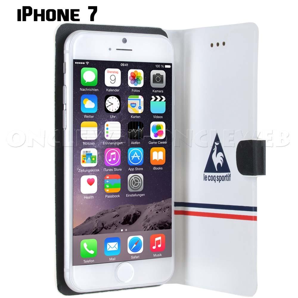 coque iphone 8 plus coq sportif