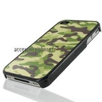Coque iPhone 4 4s camouflage army