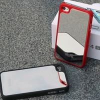 Coque miroir rouge iPhone 4/4s