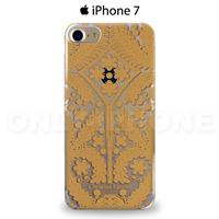 coque iPhone 7 Paseo de Christian Lacroix rose