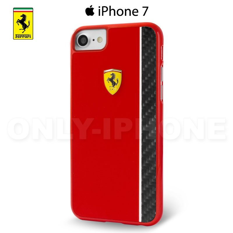 coque iphone 7 scuderia ferrari