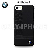 Coque iPhone 8 BMW Noir