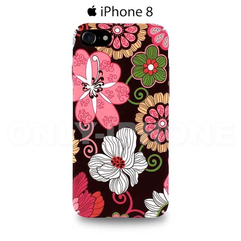 coque iphone 8 fleure