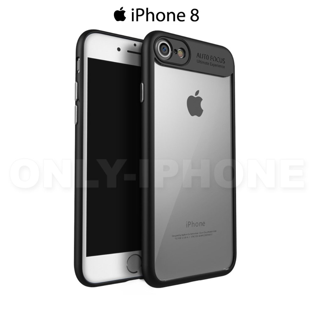 coque iphone 8 hybride