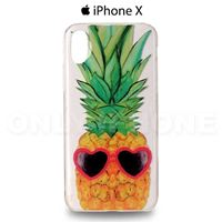 coque iphone x ananas pineapple case