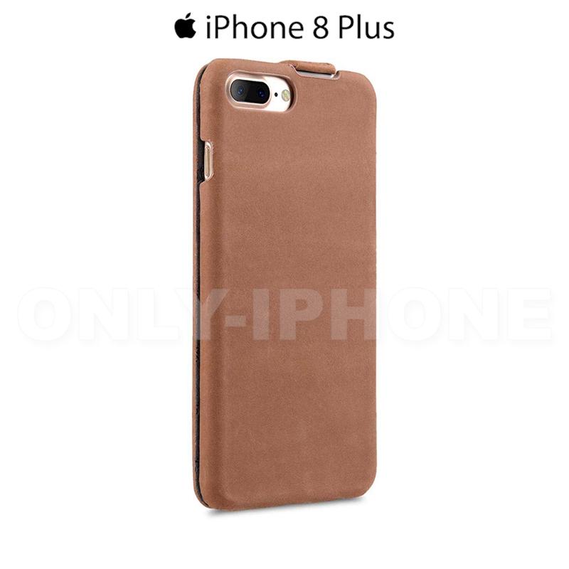 Etui Cuir Iphone  Plus Luxe