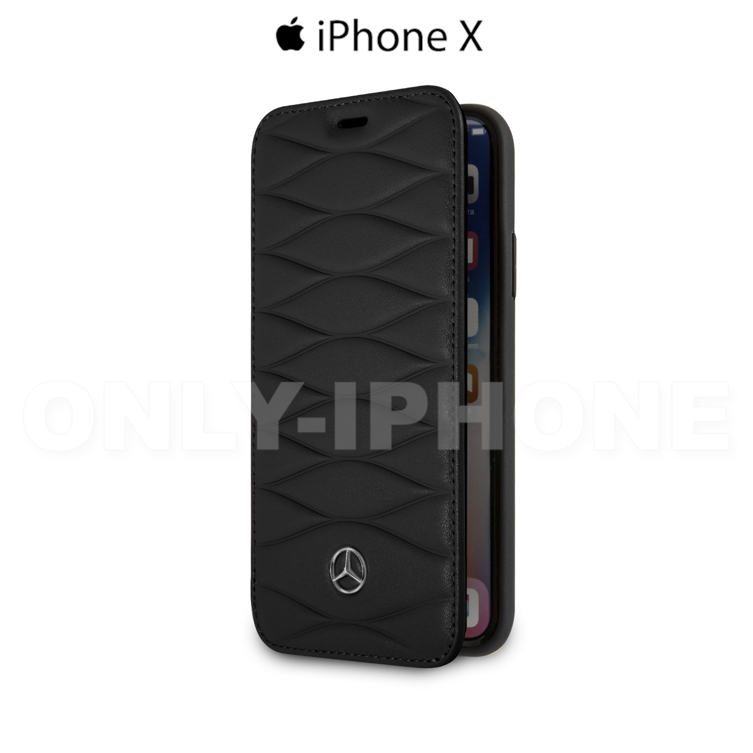 iphone x coque mercedes
