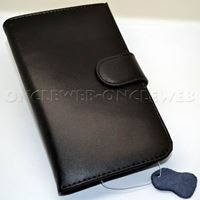 Etui iphone 5 5s SE cuir veritable porte-cartes