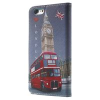 Etui iphone 6 6s london bus flag uk