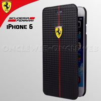 Étui iPhone 6 Ferrari