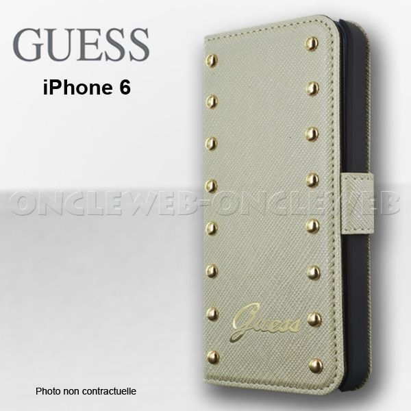 Etui iphone 6 guess for Housse iphone 6 guess