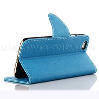 Etui 6 Plus blue Jeans
