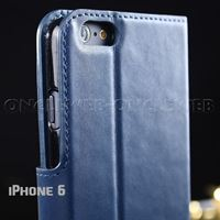 etui bleu iphone 6