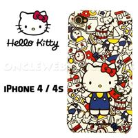 coque iphone 4/4s hello kitty