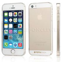 Coque intégrale iPhone 5 ultra clear