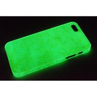 Coque Fluorescente iPhone 4/4S Vert