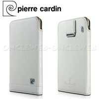 Housse iPhone 7 Pierre Cardin blanc