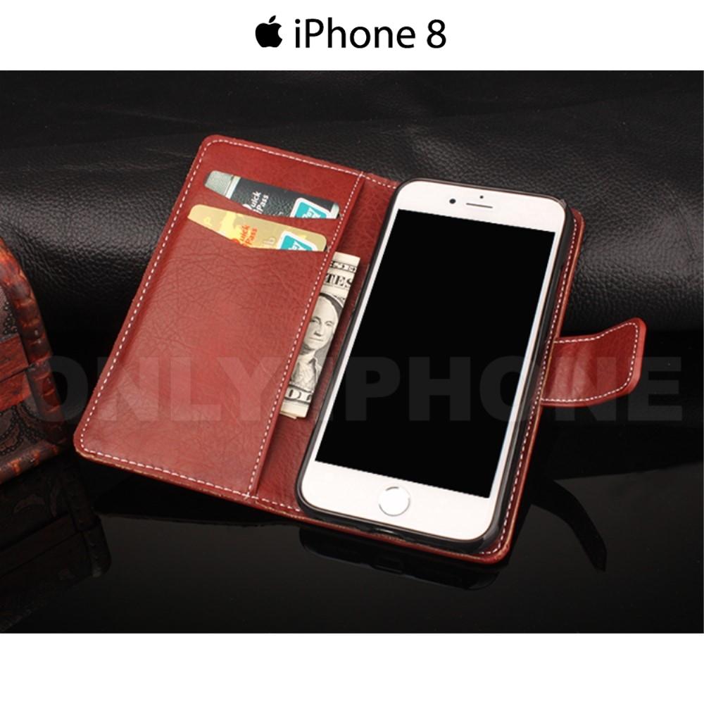 Pochette Iphone  Cuir
