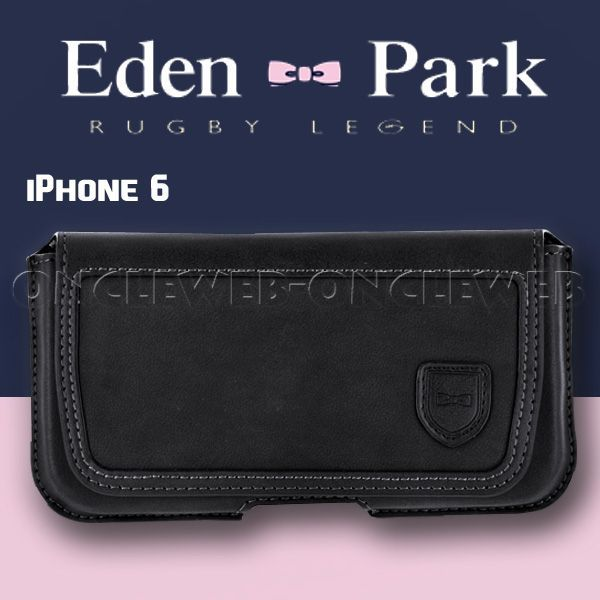 etui iphone 6 ceinture eden park. Black Bedroom Furniture Sets. Home Design Ideas