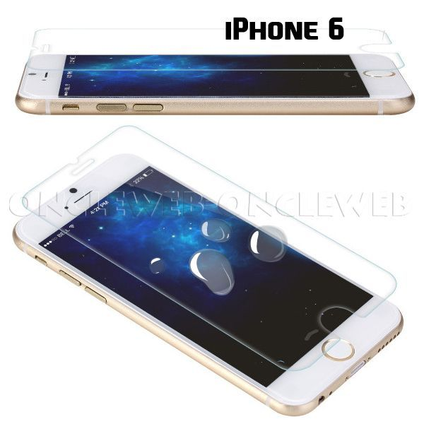 Prot ge cran en verre tremp iphone 6 - Ecran verre trempe ...