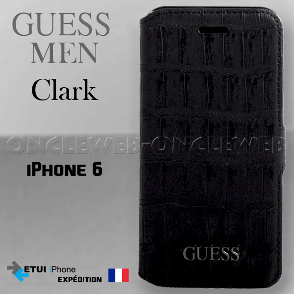La nouvelle collection homme de GUESS pour iPhone 6 et iPhone 6 Plus
