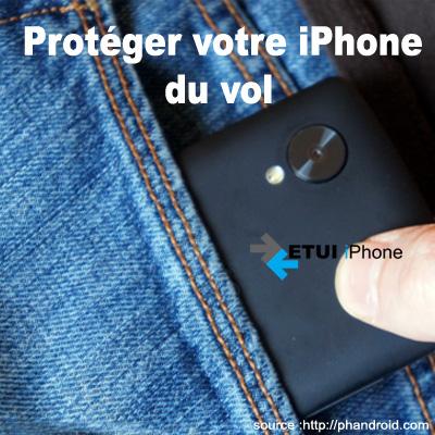Comment protéger son iPhone contre le vol ou la perte ?